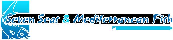 Logo Seven Seas & Mediterranean Fish